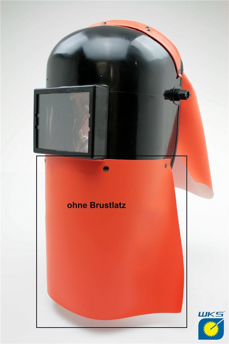 Sandstrahl kopfschutzhaube mit nackenschutz und kopfband for Fenster 90x110