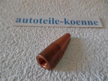 """Kupferspitze Schweißdüse 9-14mm für Schweißeinsatz /""""Standard/"""" CKE #"""
